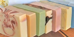 Go Organic Girl! Soap making for beginners  - Fantastic Valentines Gifts!!