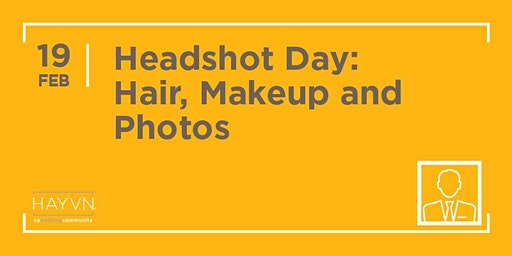 HAYVN Headshot Day - February
