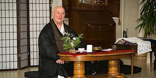 Zen Meditation with Monmouth Zen Circle in Ocean