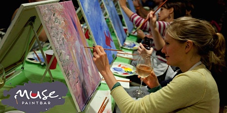 Mom's in Action & Blood Sister's Paint N' Sip tickets