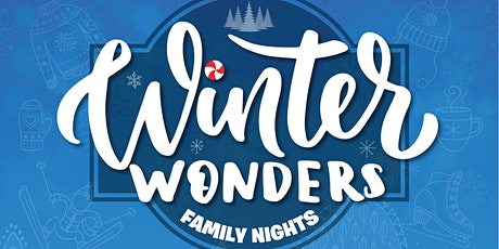 January 23: Winter Wonders tickets