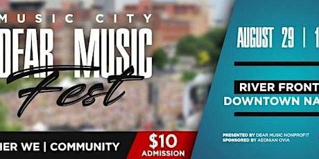 Dear Music Fest tickets