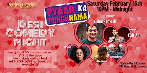 Pyaar Ka PunchNama - Desi Comedy Night