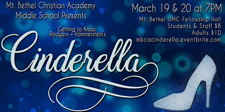 Getting to Know Rodgers and Hammerstein's Cinderella tickets