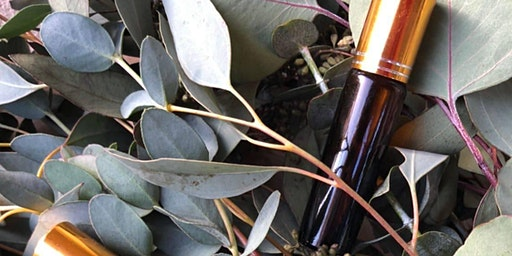 SOLD OUT - Eucalyptus Wreath & Relaxation Roller: Make & Take