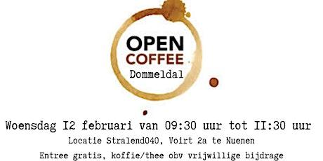 Open Coffee Dommeldal tickets