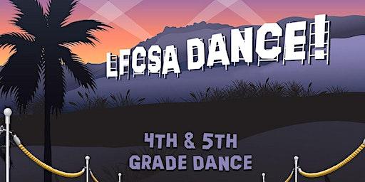 LFCSA 4th/5th Grade Dance