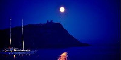 Luxury Catamaran Full Moon Overnight stay at Souni