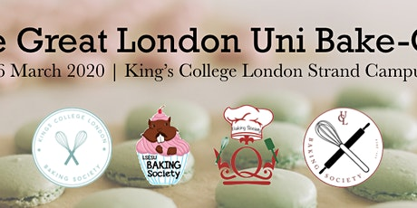 The Great London Uni Bake-off! 2020 tickets