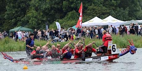 Peterborough Dragon Boat Festival tickets