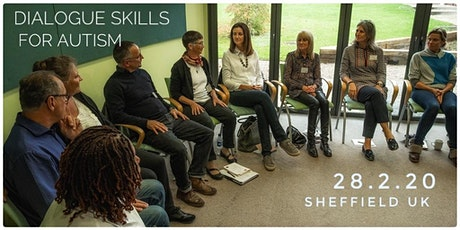 Introduction to Professional Dialogue Skills Day for Autism (+ AD20 option) tickets