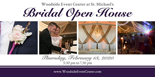 Woodside Event Center Bridal Open House