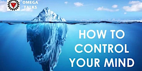How to Control your Mind - Conference tickets