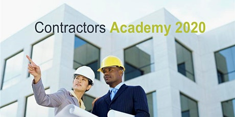 Contractors Academy tickets
