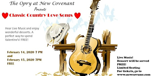 The Opry at New Covenant