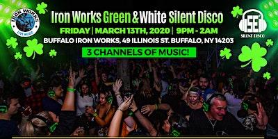 Iron Works GREEN & WHITE Silent Disco