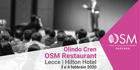 OSM Restaurant Lecce biglietti