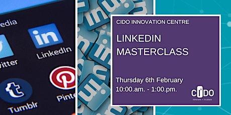 LinkedIn Masterclass  tickets