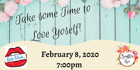 Take Some Time to Love Yourself! tickets