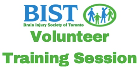Volunteer Training Session tickets