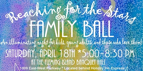 Reaching for the Stars Family Ball presented by Chick-fil-A Eagle Harbor tickets