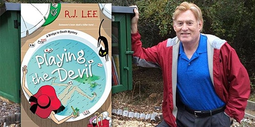 """R.J. Lee - """"Playing the Devil"""" - Bridge to Death Mystery series"""