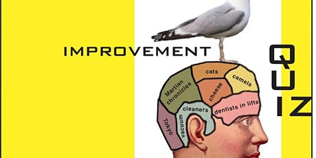 Self-Improvement Quiz tickets