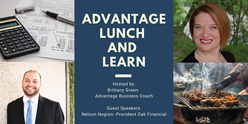 Advantage Lunch and Learn