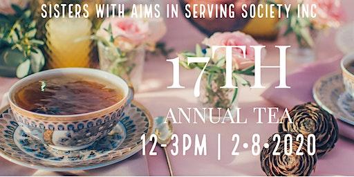 SASS's 17th Annual Tea