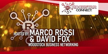 Free Woodstock Elite Rockstar Connect Networking Event (February, near Atlanta) tickets
