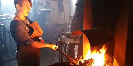 Beginners Blacksmithing with Mike Imrie, April 11-12 tickets