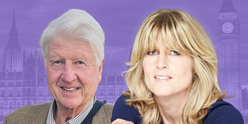 Johnson and Johnson: Talking Politics (and Other Stories) with Stanley and Rachel Johnson