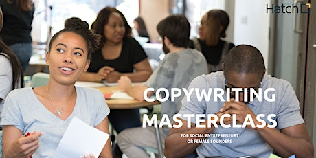 Marketing Copywriting and Content Masterclass ` tickets