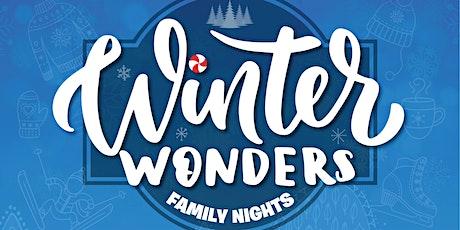 January 23: Winter Wonders tickets