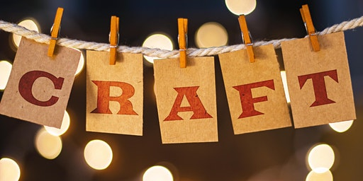 Get Crafty for Adults-February (18+)