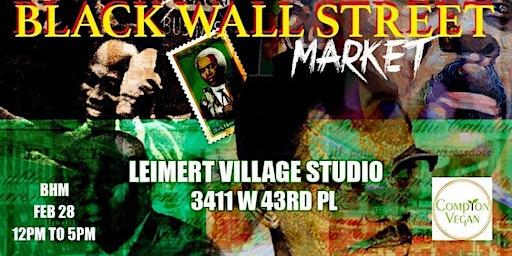 BLACK WALL STREET MARKET #BHM2020