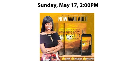 Legends of Caylan Kingdom of Gold by: Valerie Howard tickets