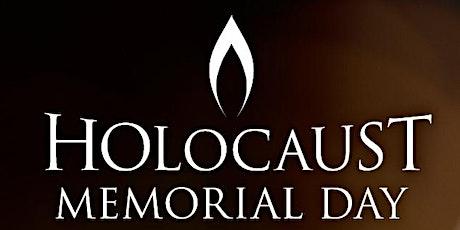 Holocaust Memorial Day Talk tickets