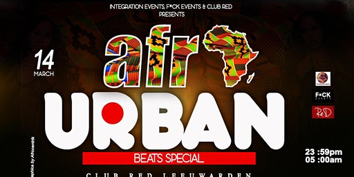 AfroUrban Beats Specials, Club RED !