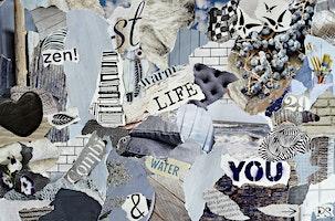 In Vision: DIY Collage Journal Workshop - Newport Fashion Island