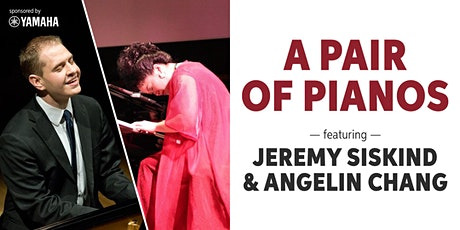 A Pair of Piano's ft. Jeremy Siskind & Angelin Chang tickets