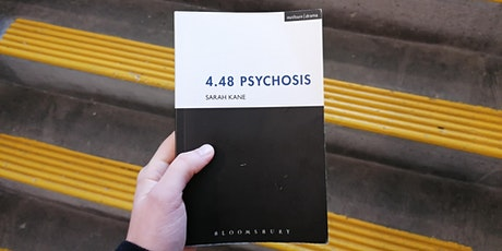 '4.48 Psychosis' Reading Group with Phoebe Eustance at South London Gallery tickets