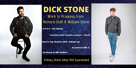 Dick Stone tickets