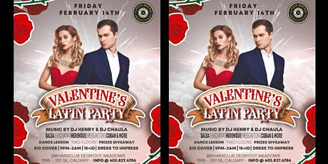★ Valentine's Latin Party ★ tickets