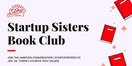 Book Club for Boss Women ⚡ Presented by Startup Sisters Atlanta tickets