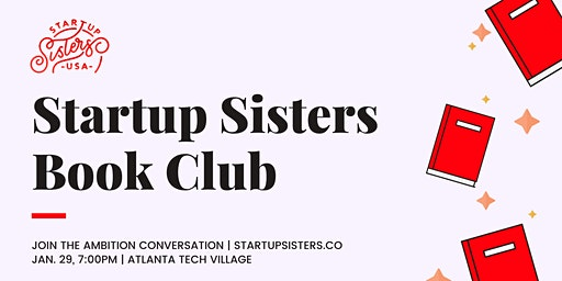 Book Club for Boss Women ⚡ Presented by Startup Sisters Atlanta