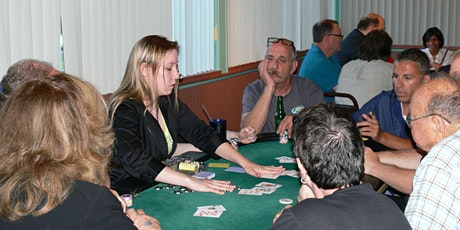 Free Poker Tournament Every Monday - Village Brewing in Somerville - Free Prizes & More! tickets
