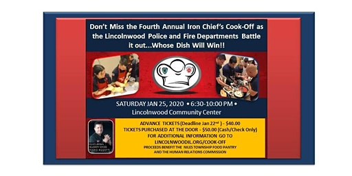Iron Chief's Cook-Off 2020
