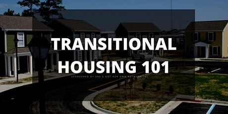 Transitional Housing Webinar tickets