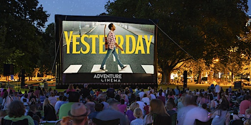 Yesterday - The Beatles Outdoor Cinema Experience at Chirk Castle